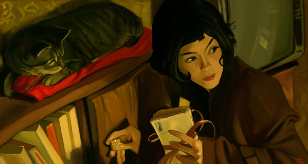 Amélie and the Love Letters