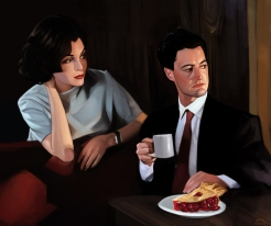 Twin Peaks: Cherry Pie with Me