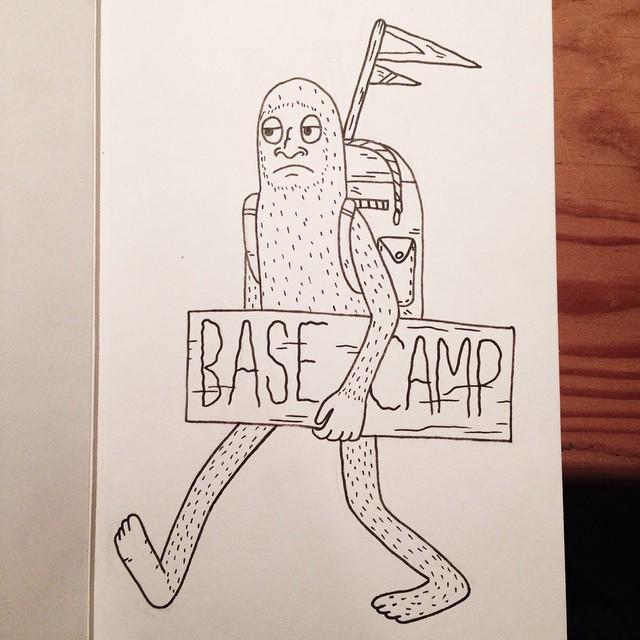 Jesse's Sasquatch