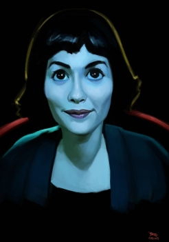 Amélie at the movies