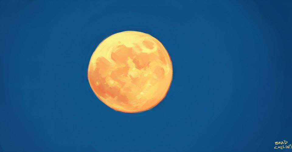 Grapefruit Moon