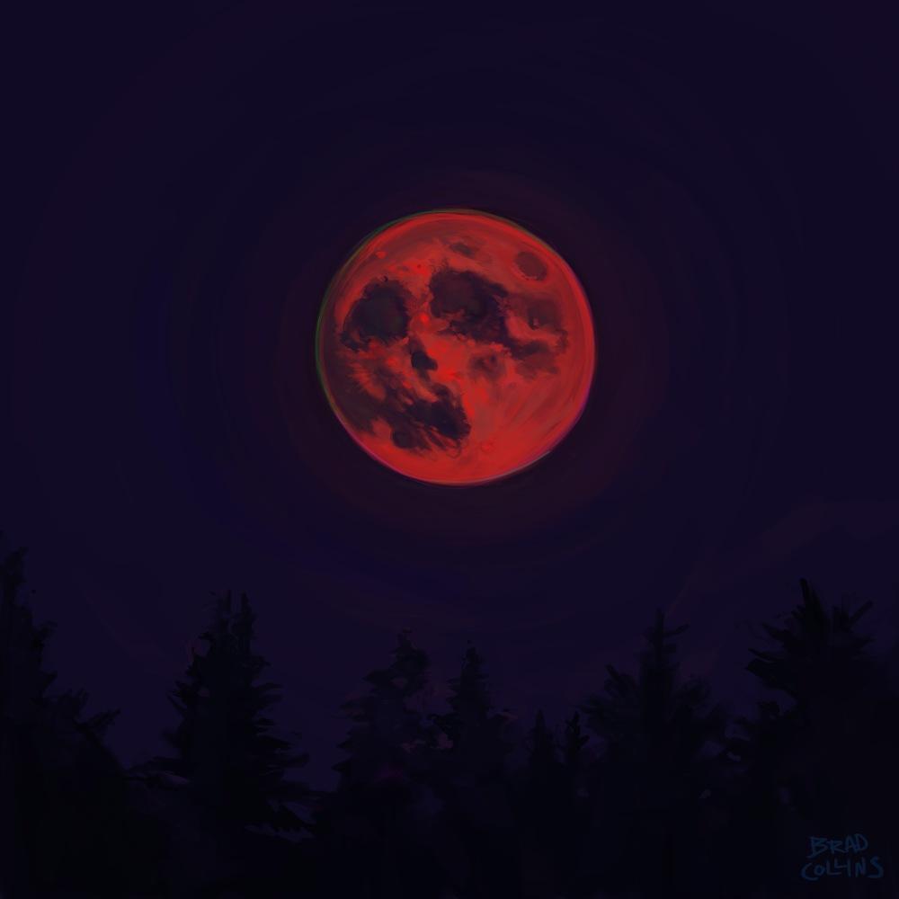 Smoke moon